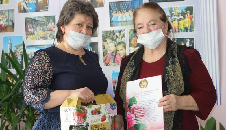 Клубы досуга отметили Международный женский день